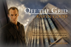 Off the Grid postcard 1