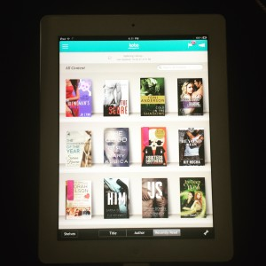 My Ebook Shelf