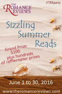 TRR Sizzling Summer Reads Banner