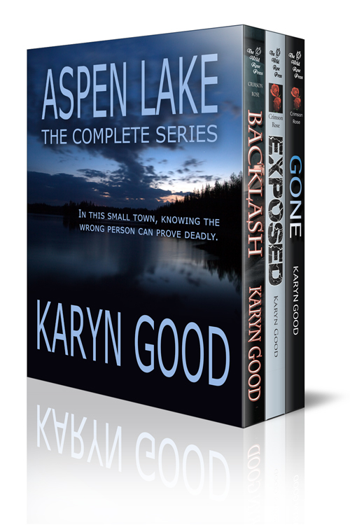 Aspen Lake Series by Karyn Good